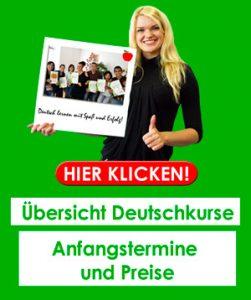 Unsere Deutschkurse in Kaiserslautern