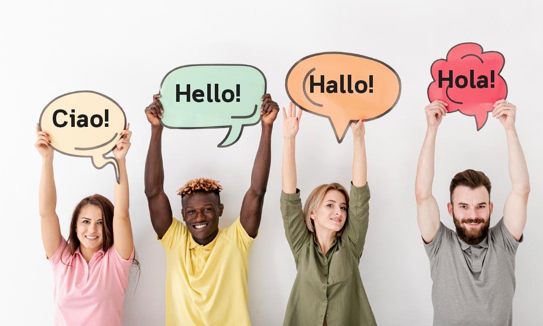 Lernen Sie Deutsch und bis zu 40 Fremdsprachen in Kaiserslautern!