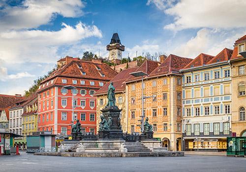 Deutsch und Fremdsprachen in Graz lern