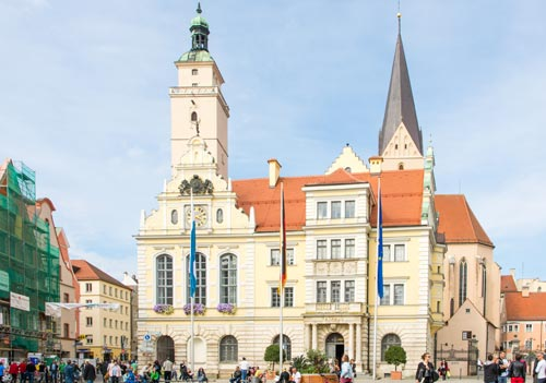 Deutsch und Fremdsprachen in Ingolstadt lernen