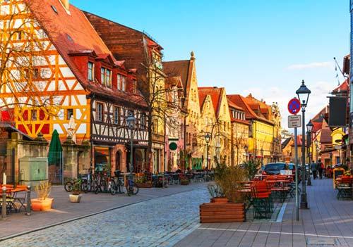 Deutsch und Fremdsprachen in Fürth lernen