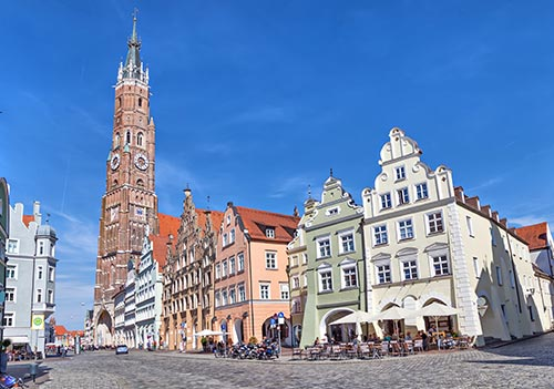 Deutsch und Fremdsprachen in Landshut lern