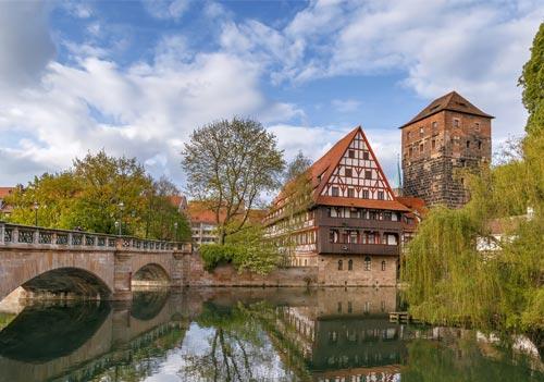 Deutsch und Fremdsprachen in Nürnberg lernen